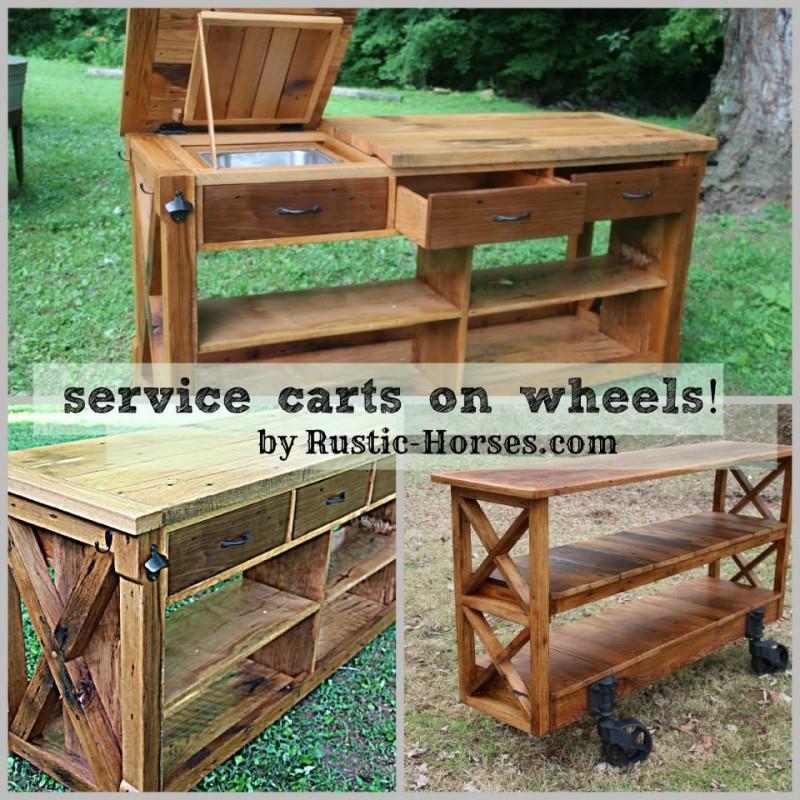 cooler cart, entertaining, porches, fun!!